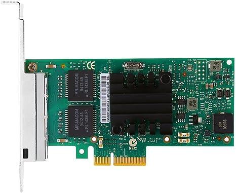 NEW Intel I350-T4 PCI-Express PCI-E Four RJ45 Gigabit Ports Server Adapter NIC