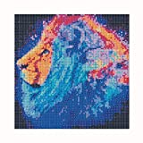 GXOK 5D DIY Diamond Painting,Partial Drill Embroidery Paintings,Cross Stitch for Home Art Decor (Animal) (C 3030cm)