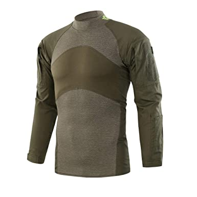 Amphia Lang Wintermantel Warm Steppjacke Herbst Winter Mantel,Männer Taktik  Armee Long-Sleeve Beefy Muscle Grund Feste Bluse T-Shirt Top  Amazon.de  ... 1ac3e02690