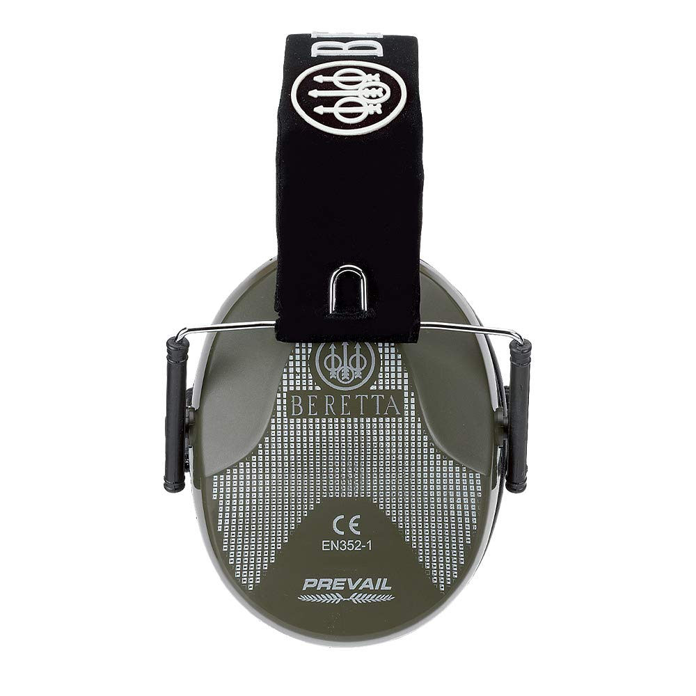 Beretta Standard Earmuff (Green) by Beretta
