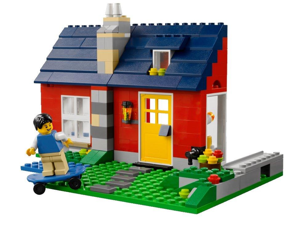 Lego Creator    Jeu De Construction  La Petite Maison
