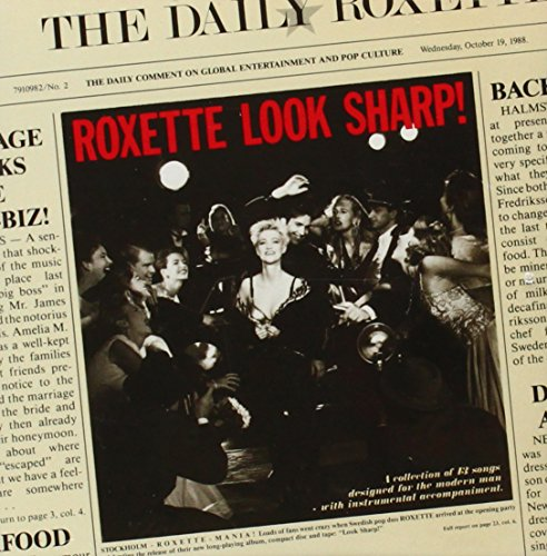 Roxette Look Sharp! by Emm/Capitol