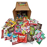 sour candy mix - Your Favorite Mix of Premium Candy! Gold Bears, Skittles, M&M's, Blow Pop's, Tootsie Rolls, Mike & Ike's, More.(Packed in a 6 inch cube box)
