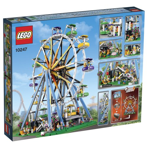 LEGO Creator Expert 10247 Ferris Wheel Building Kit