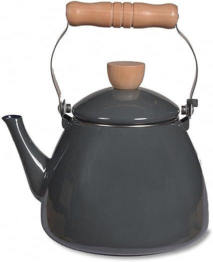 Esmalte de color Carbón estufa eléctrica – Ideal para cocinas de Gas y cocinas