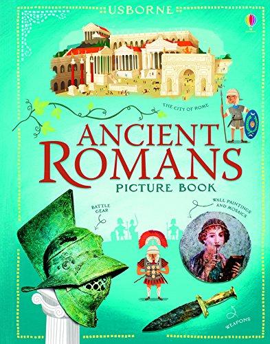 Ancient Romans Picture Book ebook