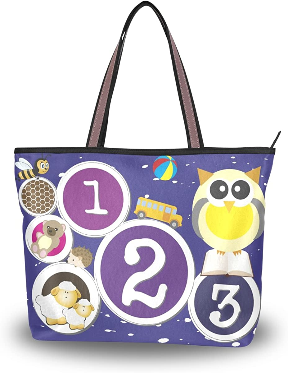 Imobaby Bee Teddy Bear Owl Hedgehog Sheeps Shoulder Tote Bag Handbag Shopping Bags Valentines Day Gift For Her,Multi346