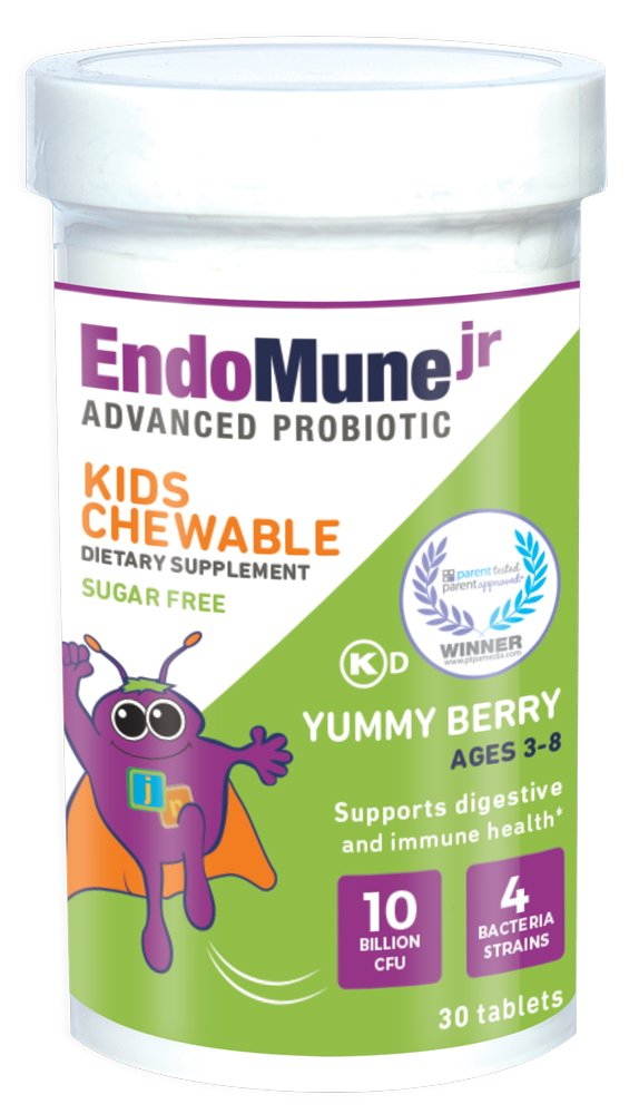 Amazon.com: EndoMune Advanced Probiotic Gluten Dairy Free ...