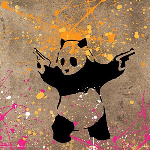 Banksy Decorative Graffiti Animal Poster product image