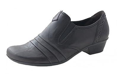 449ec0d6cc699 Gabor Comfort Easy Walking Ladies Slipper Crete Tucson 96.063.17 black