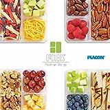 PLACON Fresh'n Clear GOCUBES Set: 24 oz Clear