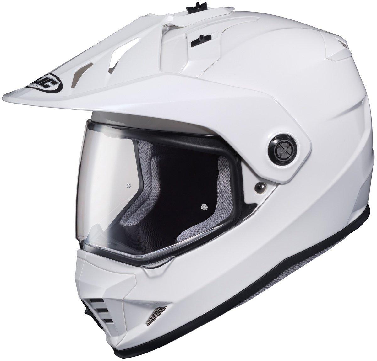 HJC DS-X1 Dual-Sport Helmet ( Large ), (Large) by HJC Helmets