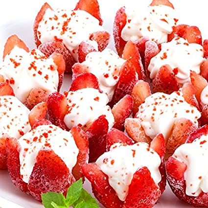 お取り寄せ(楽天) アイスクリーム 花いちごのアイス A-IC 価格3,780円 (税込)