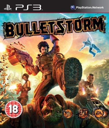 Bulletstorm PS-3 UK indiz.