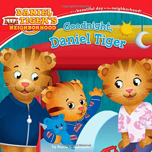 Download Goodnight, Daniel Tiger (Daniel Tiger's Neighborhood) pdf