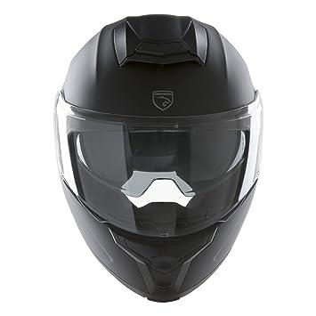 Panthera casco de moto modulable Hybrid negro mate talla M