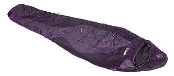 SnugPak Saco de dormir Chrysalis – 1, color morado