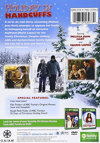 Review Holiday in Handcuffs