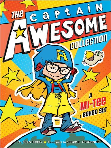 Price comparison product image The Captain Awesome Collection: A MI-TEE Boxed Set: Captain Awesome to the Rescue!; Captain Awesome vs. Nacho Cheese Man; Captain Awesome and the New Kid; Captain Awesome Takes a Dive