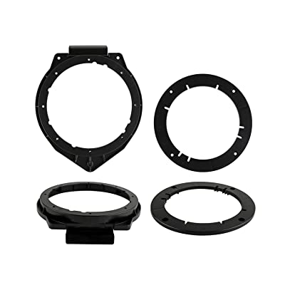 """Metra 82-3006 6"""" to 6-3/4"""" Speaker Adapter for GM Multi 05-Up: Car Electronics"""