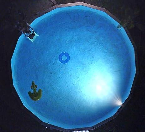 Amazon.com : Smart Pool Mulitcolored Nightlighter for Above Ground ...