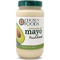 Chosen Foods Avocado Oil Mayo 24 Ounce