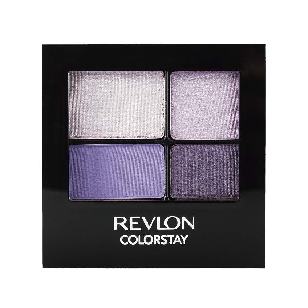 Revlon ColorStay 16 Hour Eye Shadow Quad,Seductive, 0.16 Ounce