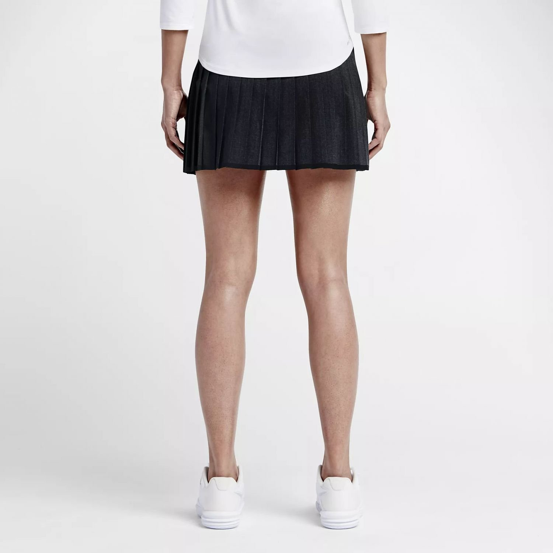 Nike W Nkct Vctry Skirt Falda de Tenis, Mujer: Amazon.es