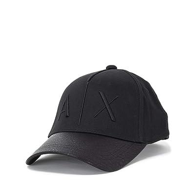 premium selection the latest undefeated x Armani Exchange Baseball Cap Logo Herren 954047 8A318 Uni ...