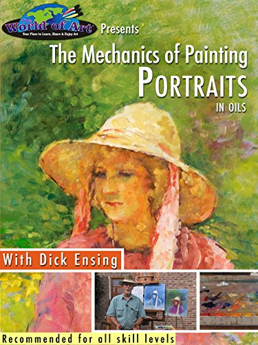 The Mechanics of Painting Portraits in Oils ()