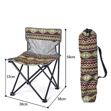 Fine Amazon Com Zhaoyongli Outdoor Folding Chair Portable Lamtechconsult Wood Chair Design Ideas Lamtechconsultcom