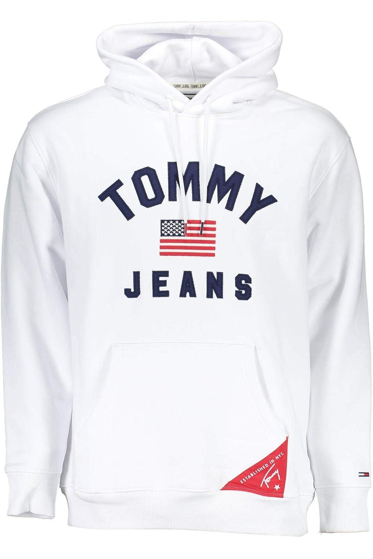 Tommy Jeans TJM Americana Hoodie Sudadera Deportiva para Hombre