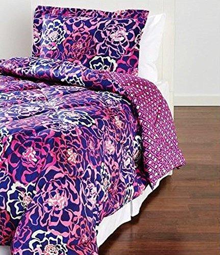 Vera Bradley Katalina Pink Twin/Twin XL Comforter Set - Pink