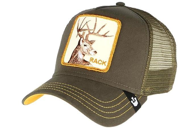 Goorin Bros. | Gorra de béisbol de Elk Horns en Verde | GOB_601-9466-OLI - OS: Amazon.es: Ropa y accesorios