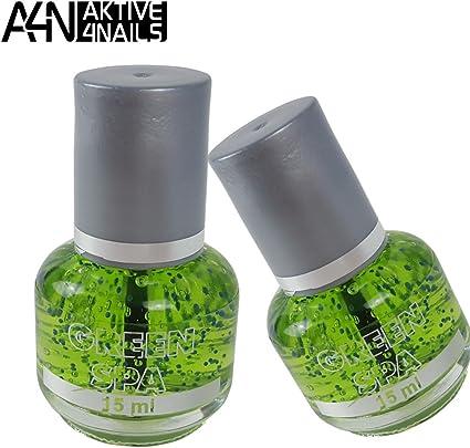 Green Spa/Conditioner/Uñas Cuidado Gel – Vitamina A, E, C: Amazon.es: Belleza