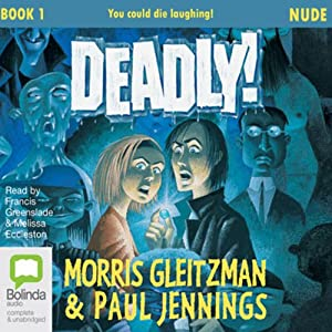 Nude: The Deadly Series, Book 1 Audiobook