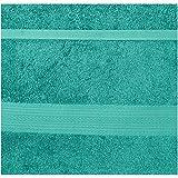 AmazonBasics Fade-Resistant Cotton Bath Sheet Towel
