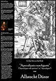 "Albrecht Durer - St John Devours the Book (Fine Art Print on 11.7"" x 16.5'' Sheet)"
