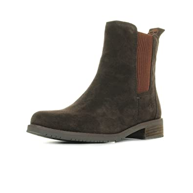 Timberland Womens A1IXM Venice Park Chelsea Boot in Chocolate UK6 US8 9590e1bd35