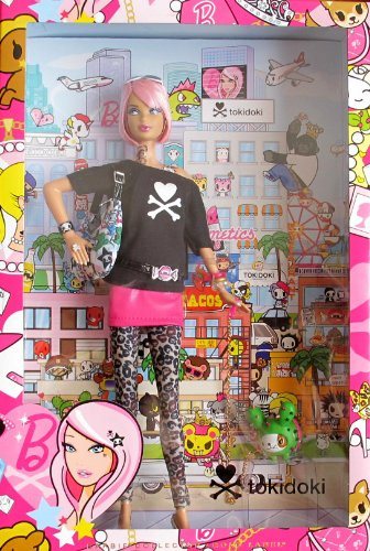 (Barbie Collector - Tokidoki Barbie Doll - Gold Label)