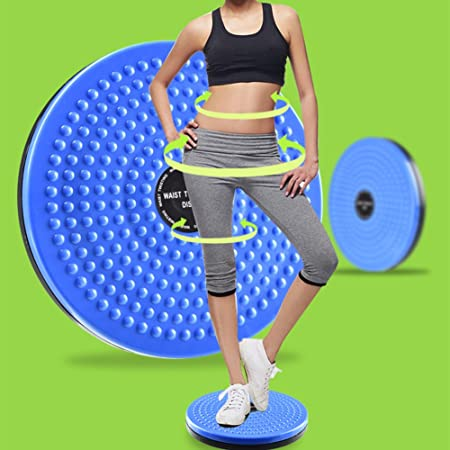 Drehbar /Übung Ainstsk Taille Torsion Disc Haushalt Bodybuilding Fitness Equipment Twist Taille /& H/üfte Torsion Disc Magnete Balance Board
