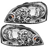 z10 full housing - Driver and Passenger Headlights Headlamps Replacement for Suzuki 5300-85Z10 35100-85Z10