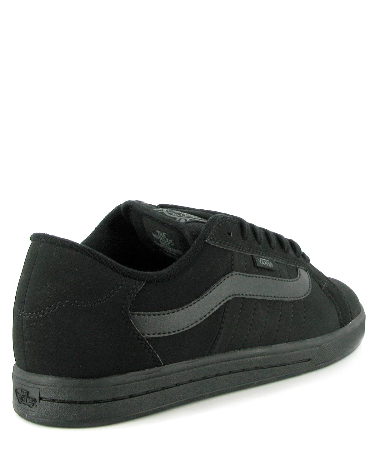 76cfc273188 Vans Rowley Stripes Synthetic Black Black JLA0P7 (UK12)  Amazon.co.uk  Shoes    Bags