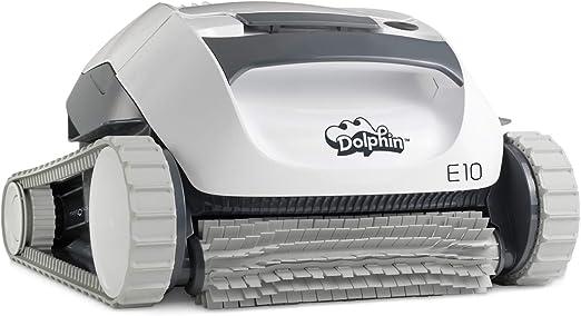 Robot limpiafondos automático Dolphin E10 de Maytronics ...