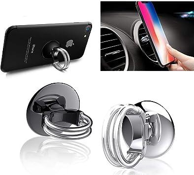 Anillo Soporte Coche Smartphone Universal (Forte Appeticoso Gel ...
