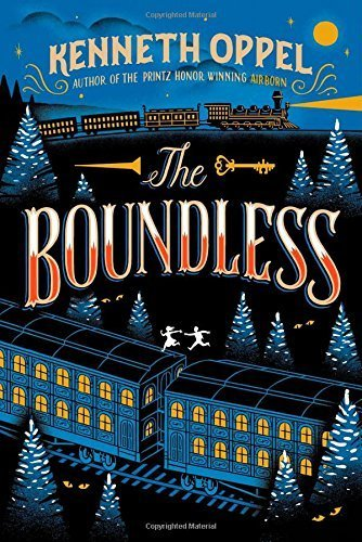 Download The Boundless by Oppel, Kenneth (2014) Hardcover pdf epub