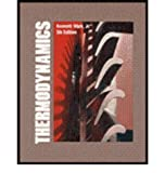 Thermodynamics, Wark, Kenneth, 0070682860