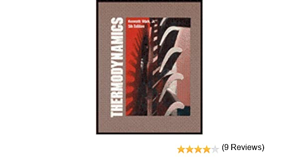 Thermodynamics kenneth wark 9780070682863 amazon books fandeluxe Gallery