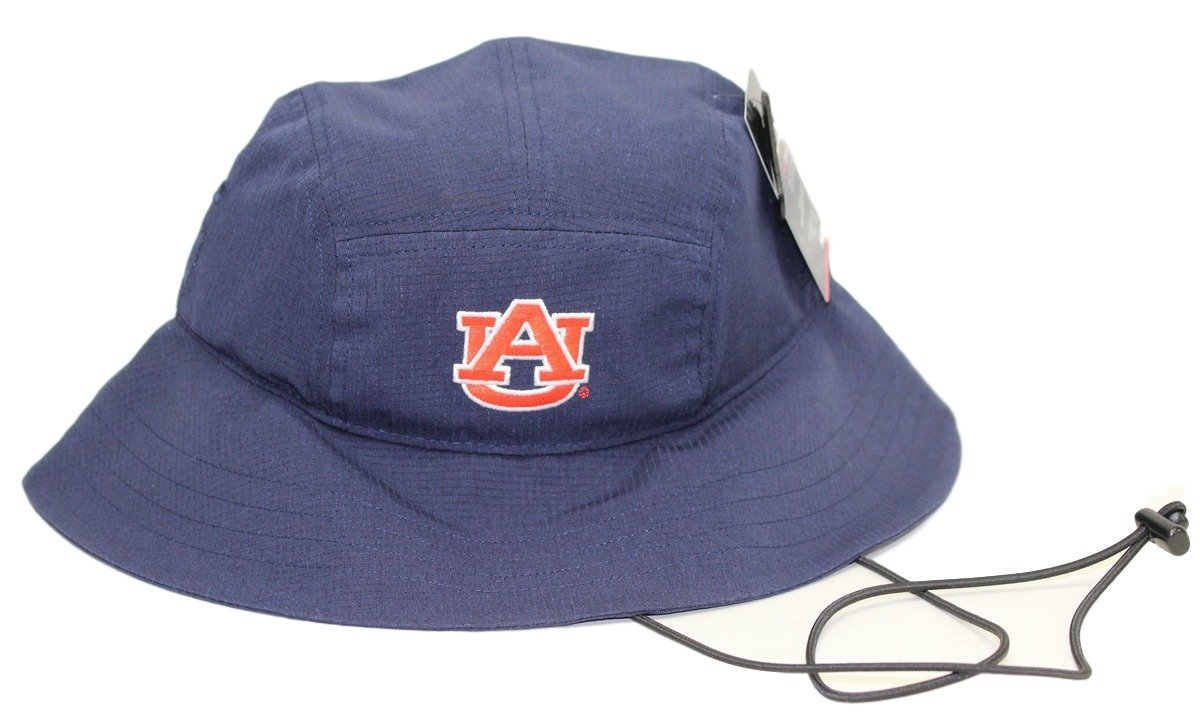 25efa1f7173 Amazon.com   Auburn Tigers Under Armour NCAA 2016 Sideline Bucket Hat    Sports   Outdoors