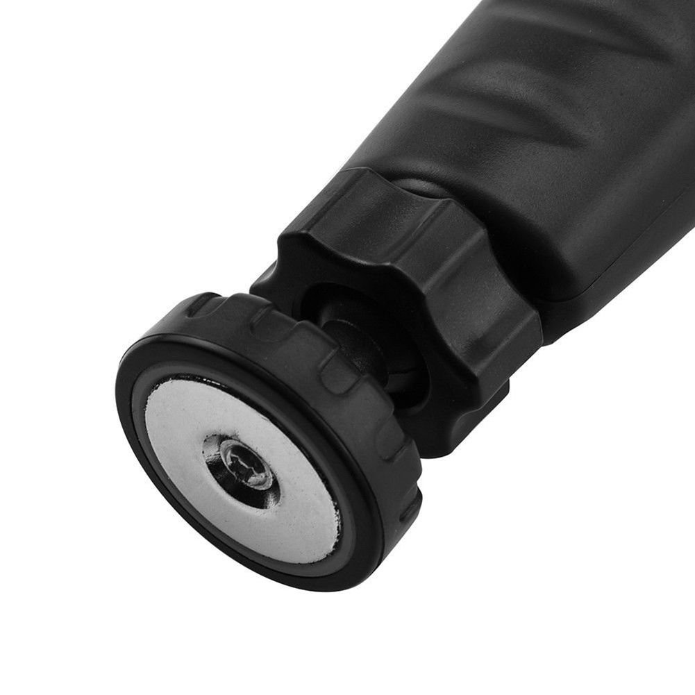 SODIAL Multifunction 1000 Lumen Rechargeable COB LED Slim Work Light Lamp Flashlight by SODIAL (Image #6)